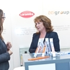 Messestand der Berner Group