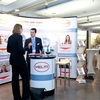 Messestand der HELM AG
