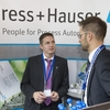 Messestand Endress+Hauser