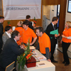 Messestand der HorstmannGroup
