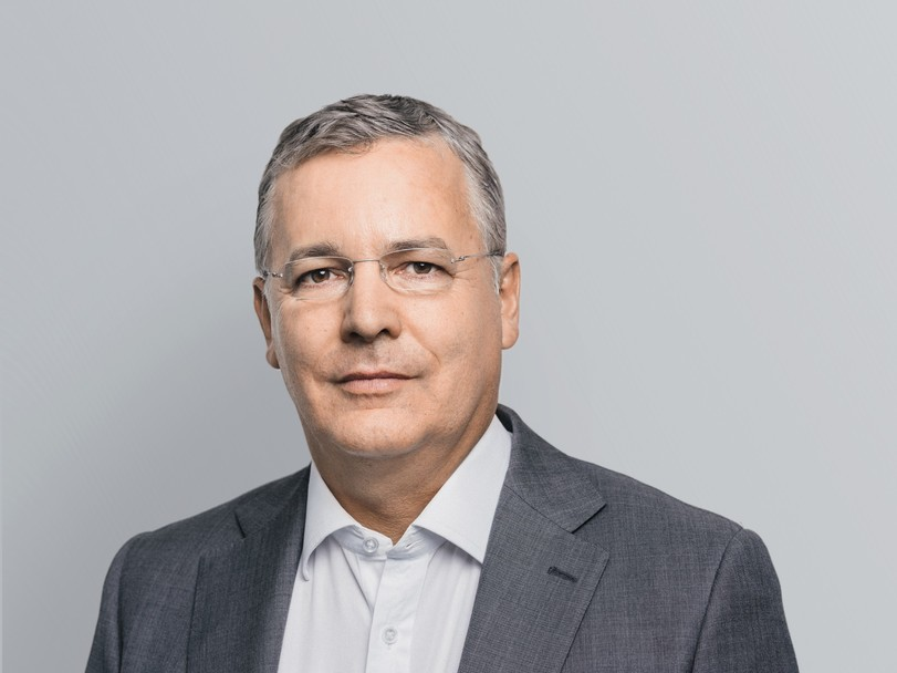 CEO Voith Group