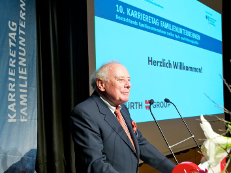 Professor Reinhold Würth